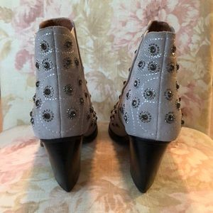 Jeffrey Campbell Shoes - Jeffrey Campbell After Dark Boots Size 8.5